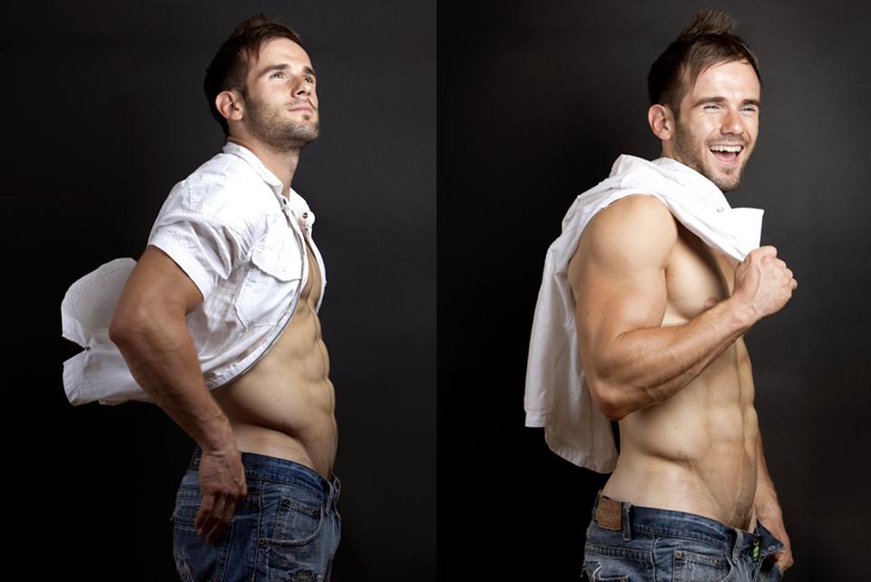 texas male model fitness bodyshot